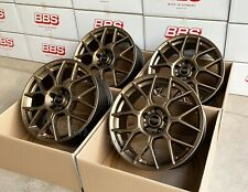 BBS XR Bronze 4 Felgen 18 Zoll XR0107 für BMW 1er E87 E88 E82 + ABE