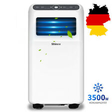 Shinco 3,5kW Mobiles Klimagerät 12000BTU Tragbare Klimaanlage [EEK: A] bis 60m²