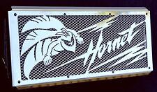 "cache / Grille de radiateur Honda CB600 F Hornet 2003>2006 ""Frelon"" + grill. alu"