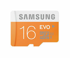 Samsung 16GB Class 10 Mobile Phone Memory Cards
