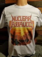 Nuclear Assault Game Over Metal Music SHIRT