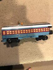 Lionel Polar Express G Gauge Disappearing Hobo Passenger Train Car Fast Ship