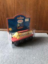 RARE Retired Thomas Wooden Railway Chinese Dragon 2001 New In Box!