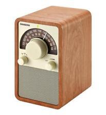 Sangean WR15WL Tabletop Radio
