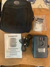 Tasco 119215C Digital Trail Camera w/ Night Vision incl. charger case and manual
