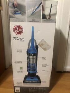 Hoover Elite Rewind Plus Bagless Upright Vacuum UH71200