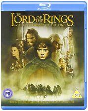 The Lord of Rings - Fellowship BLU-RAY NUEVO (ebr5169
