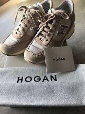 Sneakers donna Hogan Interactive beige