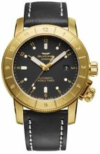 Glycine Men's 3955.292.LB9B Airman Double Twelve Automatic 42mm - GL0178