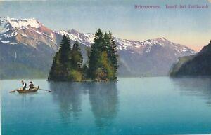 BERNE – Brienzersee Inseli bei Iseltwald – Lake Brienz – Switzerland
