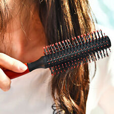 1× Round Hair Brush Comb Wavy Curly Hair Styling Care Curling Beauty Salon Handy