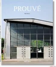 Fachbuch Jean Prouvé, Die Dynamik der Schöpfung Architektur und Design HARDCOVER