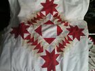 RARE Antique Vintage Quilt Top