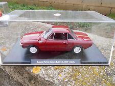 AUTO VINTAGE LANCIA FULVIA COUPE' RALLY 1,3 HF 1967  SCALA 1/24