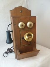 Vintage Radio Wall Telephone Old Rt-200
