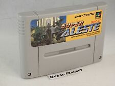 SUPER ALESTE - SUPER FAMICOM SNES 16 BIT GIAPPONESE IMPORT JAP JP NTSC-J IMPORT