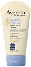Aveeno  Active Naturals Therapy  Moisturizing Eczema Cream 5 oz
