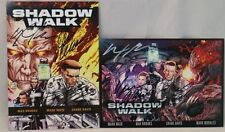 SDCC Comic Con Shadow Walk Legendary Promo Card Cast SIGNED