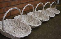 Wicker Display eggs Easter Basket,Wedding,Flower, present, Easter basket,Gift