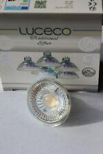 Pack 5 x Luceco MR16 LV 12v LED Bulb 5w 4000k 370lm white 45mm long UK Stock