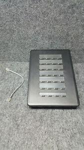 Comdial Impact SCS IB24X-FB Flat Black 24 Button DSS/BLF Console