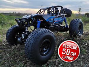 RC Allrad Rock Crawler X-WARRIOR 2,4 Ghz Ferngesteuertes Auto Monster Truck