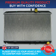 RADIATOR TO FIT MAZDA RX-8 MK1 2003 TO 2008 1.3 2.6 PETROL FOR MANUAL VEHICLES
