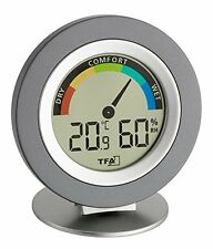 Beste TFA Dostmann Thermometer Cosy Digital Thermo-Hygrometer Wettermesssung
