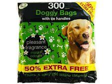 DOG POO BAGS Scented Pet Pooper Scooper Bag Dog Cat Poo Waste Toilet Poop