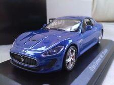 Voitures miniatures bleus pour Maserati