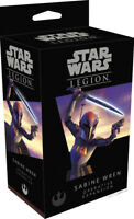 Sabine Wren Operative Expansion Star Wars: Legion FFG NIB