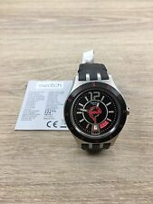 """OROLOGIO SWATCH NEW IRONY """"IN A VIBRANT MODE """" REF. YTS402  -NUOVO"""