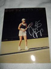 Switzerland MARTINA HINGIS SIGNED AUTOGRAPHED 8x10 Photograph EXACT PROOF WTA1