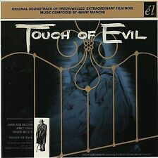 Henry Mancini - Touch Of Evil - O.s.t. - Cd - Import Soundtrack - *Excellent*