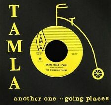 Swinging Tigers Snake Walk (Part 1) Snake Walk (Part 2) 7in vinyl NEW sealed