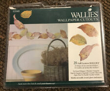 Wallies Wallpaper Cutouts 25 Fall Leaves #12165
