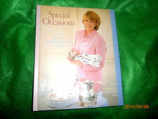 Book *GIFT  Martha Stewart Special Ocassion projects 1994 HC Brand new L@@K