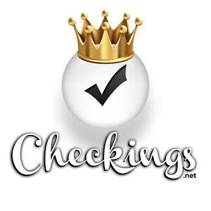 Checkings.net - Domain Name |Brandable | $2,200 Estibot Appraisal