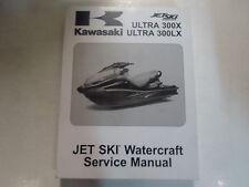 2011 Kawasaki Ultra 300X Ultra 300LX Jet Ski Watercraft Service Repair Manual NE