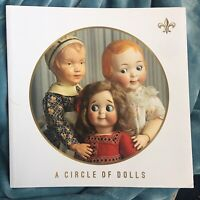 Theriaults Doll Antique Book Catalog Circle Of Dolls