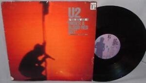 LP U2 Under A Blood Red Sky  LIVE  VG+ GERMANY