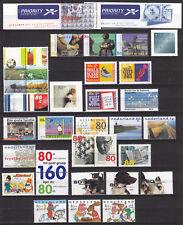 jaargang 1998: losse zegels postfris (MNH) zonder blokjes