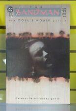Sandman #10 Neil Gaiman Dc Vertigo 1989 The Doll's House Vf Huge Auction Now