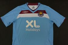 HAMMERS 2008 Umbro West Ham United Away Shirt SIZE S (adults)