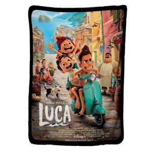 Disney Luca Fleece Blanket