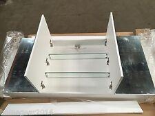 1500mm x 750mm Mirror Shaving Cabinet / 4 Doors / Soft Close / Glass Shelves