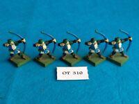 Battle Masters - Arqueros del Imperio x5 Dañados - OT310