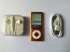 Apple iPod nano 5th Generation Orange (16GB)