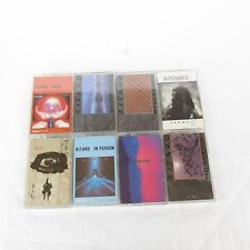 Lot of 8 KITARO Cassettes NEW AGE Tenku Mellennia Ten Years Oasis Silver Cloud