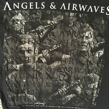 Angels & Airwaves 100% Cotton Large Black T-shirt